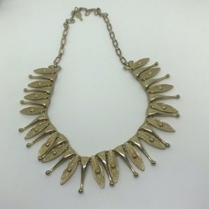 Sarah Coventry Statement Necklace